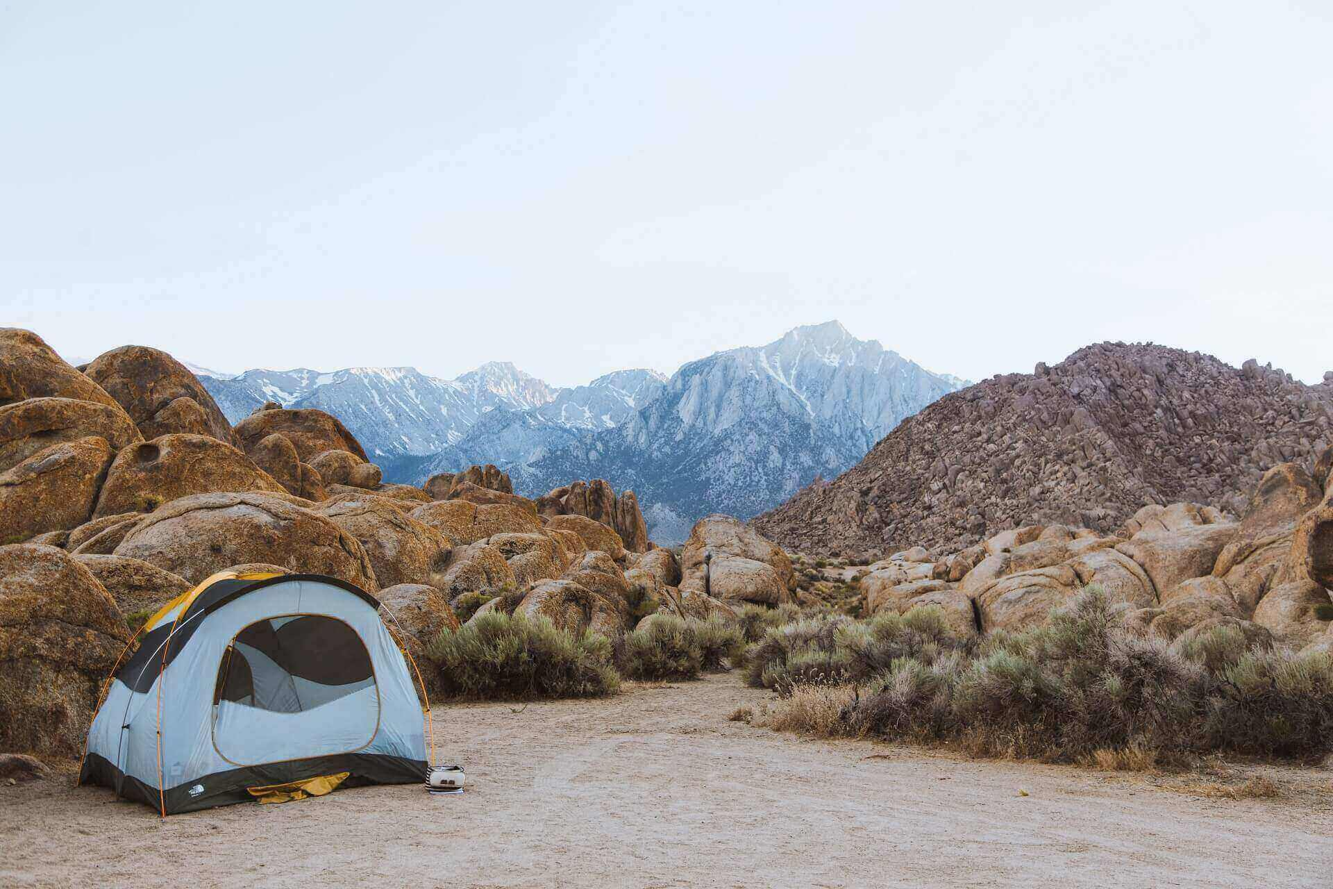 You are currently viewing Camping in Peru